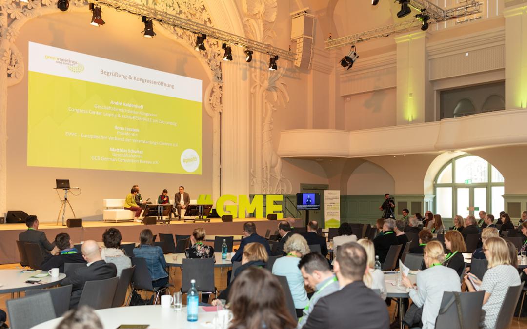greenmeetings & events Konferenz