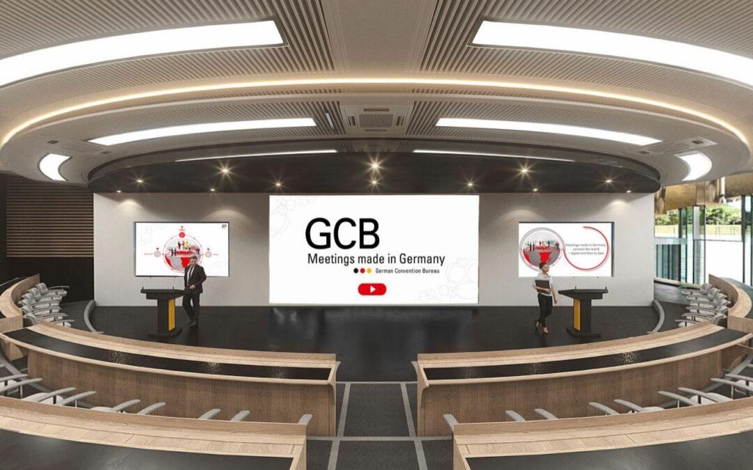 GCB Virtual Venue – Conference Room