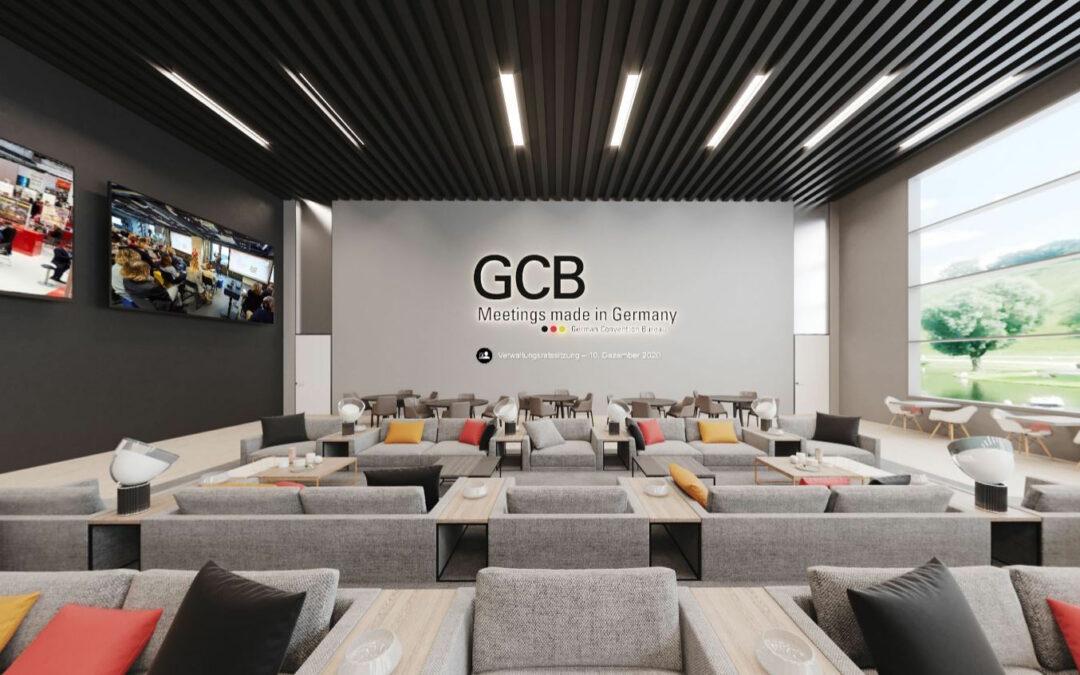 GCB Virtual Venue – Meeting Room